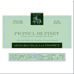 Kysela Père et Fils Pomerols Hugues Beaulieu Picpoul de Pinet HB 2020 Languedoc, France