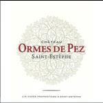 Château Ormes de Pez Ch Les Ormes de Pez 2016 Bordeaux, France 94pts-JS, 92pts-WE, 92pts-WS