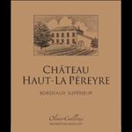Château Haut-La Péreyre Chateau Haut-Le Pereyre Bordeaux Superieur Rouge 2018 Bordeaux, France