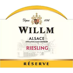 Willm Willm Reserve Riesling 2018 Alsace, France