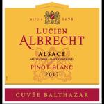 Lucien Albrecht Lucien Albrecht Cuvee Balthazar Pinot Blanc 2019 Alsace, France