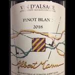 Albert Mann Albert Mann Pinot Blanc 2018 Alsace, France