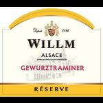 Willm Willm Reserve Gewurztraminer 2019 Alsace, France