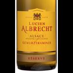 Lucien Albrecht Lucien Albrecht Gewurztraminer Reserve 2019 Alsace, France