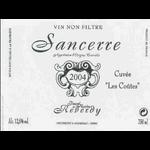"""Pascal & Nicolas Reverdy Pascal & Nicolas Reverdy """"Les Coutes"""" Sancerre 2019 Loire, France"""