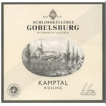 Schlosskellerei Gobelsburg Schlosskellerei Gobelsburg Riesling Kamptal  2019 Kamptal, Austria