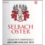 Selbach Oster Selbach-Oster Graacher Domprobst Riesling Auslese 2018 Mosel, Germany
