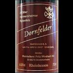 Dornfelder Rheinhessen Heimersheimer Rotenfels Dornfelder 2019 Rheinhessen, Germany