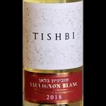 Tishbi Tishbi Sauvignon Blanc 2018 Kosher  Israel
