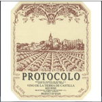 Vino de La Tierra de Castilla Protocolo Tinto 2018 Tempranillo Blend Spain