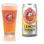 Thirsty Dog Brewing Company Thirsty Dog Brewing Co. Lemon Shandy Priced Per Can