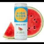 High Noon High Noon Sun Sips Vodka & Soda Watermelon   Priced Per Can