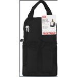 Built BUILT NY IceTec Freezable Wine And Champagne Chiller Bag in Black