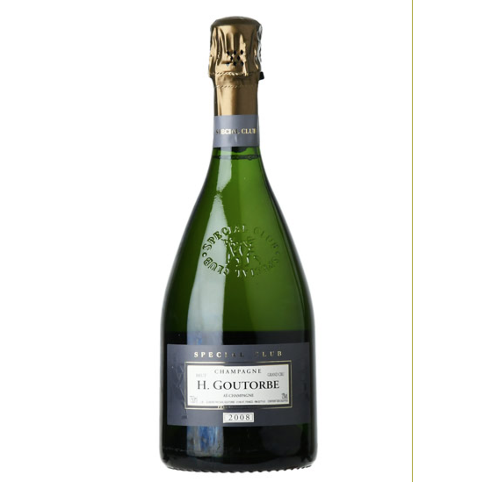 H.Goutorbe H.Goutorbe Special Club Champagne 2008  Champagne, France