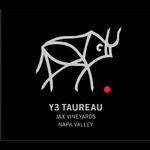 Jax Vineyards Y3 Taureau Red Blend 2018 Napa Valley, California 92pts-JS
