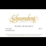 Schramsberg Vineyards Schramsberg Sparkling Blanc de Blanc 2018  375ml  Napa, Califronia
