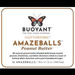 Buoyant Brands Buoyant Lilly's Original AMAZEBALLS - Peanut Butter