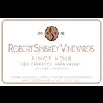 Robert Sinskey Vineyards Robert Sinskey Vineyards Pinot Noir 2016  Napa Valley, California