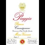 Mauro Vannucci Mauro Vannucci Piaggia Carmignano Riserva 2017  Tuscany, Italy  92pts-JS