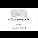 Cyprien Arlaud Cyprien Arlaud Vosne Romanee Aux Reas 2019  Burgundy, France