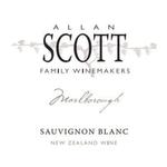 Allan Scott Family Winemakers Allan Scott Family Winemakers Sauvignon Blanc 2020  Marlborough, New Zealand  92pts-WS