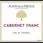 Alain de la Treille Alain De La Treille Cabernet France 2019 Vine de France