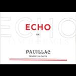 Chateau Lynch Bages Ch Lynch Bages Echo De 2018 Bordeaux, France