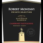 Robert Mondavi Robert Mondavi Private Selection Bourbon Barrel-Aged Cabernet Sauvignon 2019  California