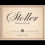 Stoller Family Estates Stoller Family Estate Pinot Noir 2019  Dundee Hills, Willamette Valley, Oregon  93pts-JS