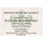 Louis Jadot Domaine Duc de Magenta Puligny-Montrachet Clos De La Garenne Premier Cru 2019 Louis Jadot  France