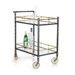 MICHAEL ARAM Forged Bar Cart
