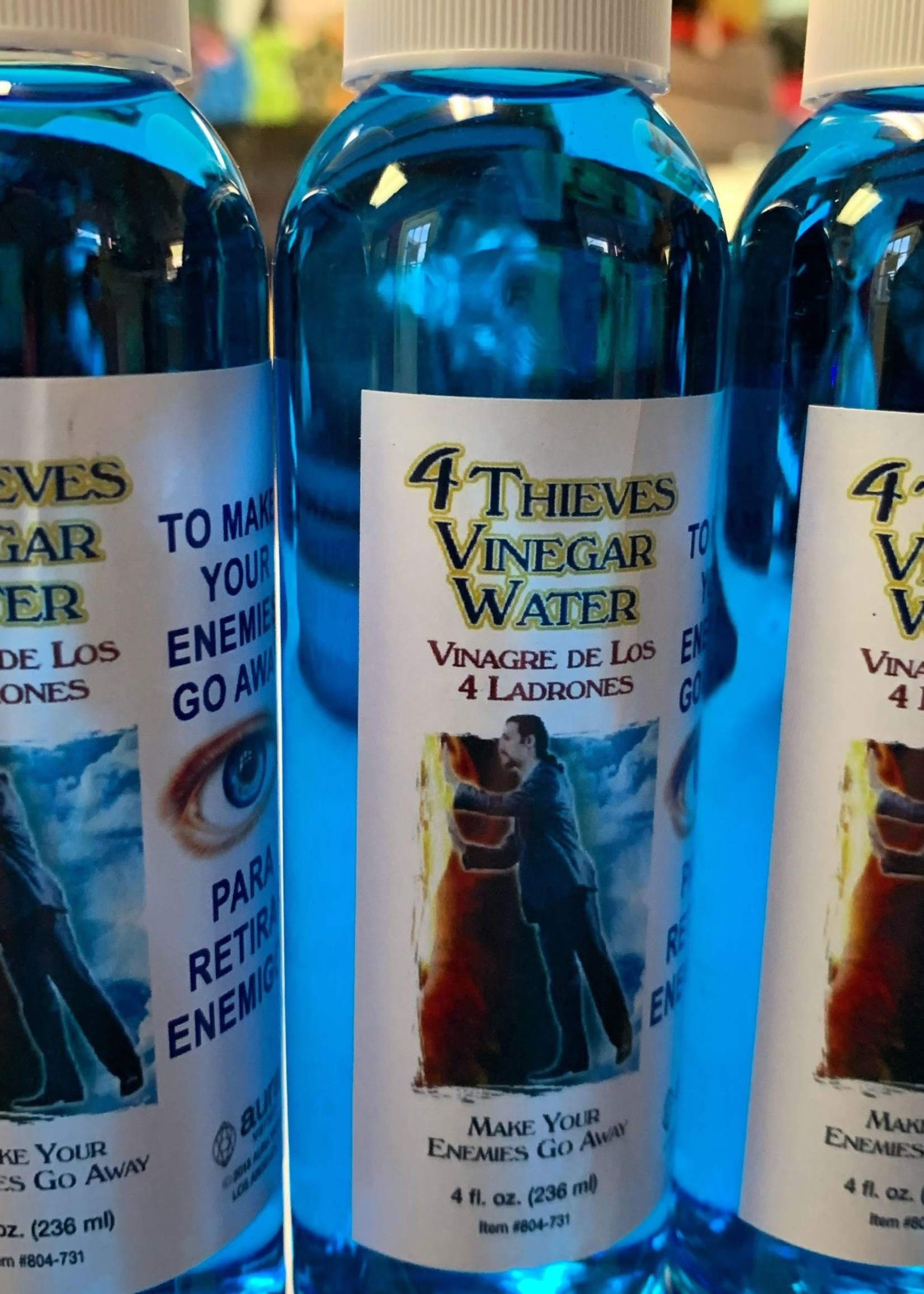 Four Thieves Vinegar - 4 Oz.