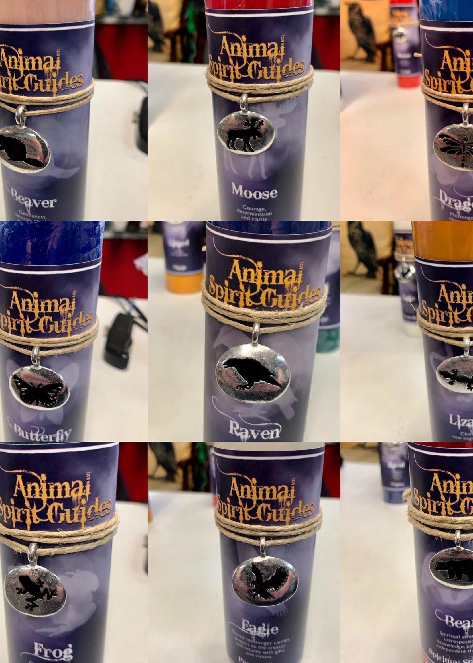 Animal Spirit Guide Candles