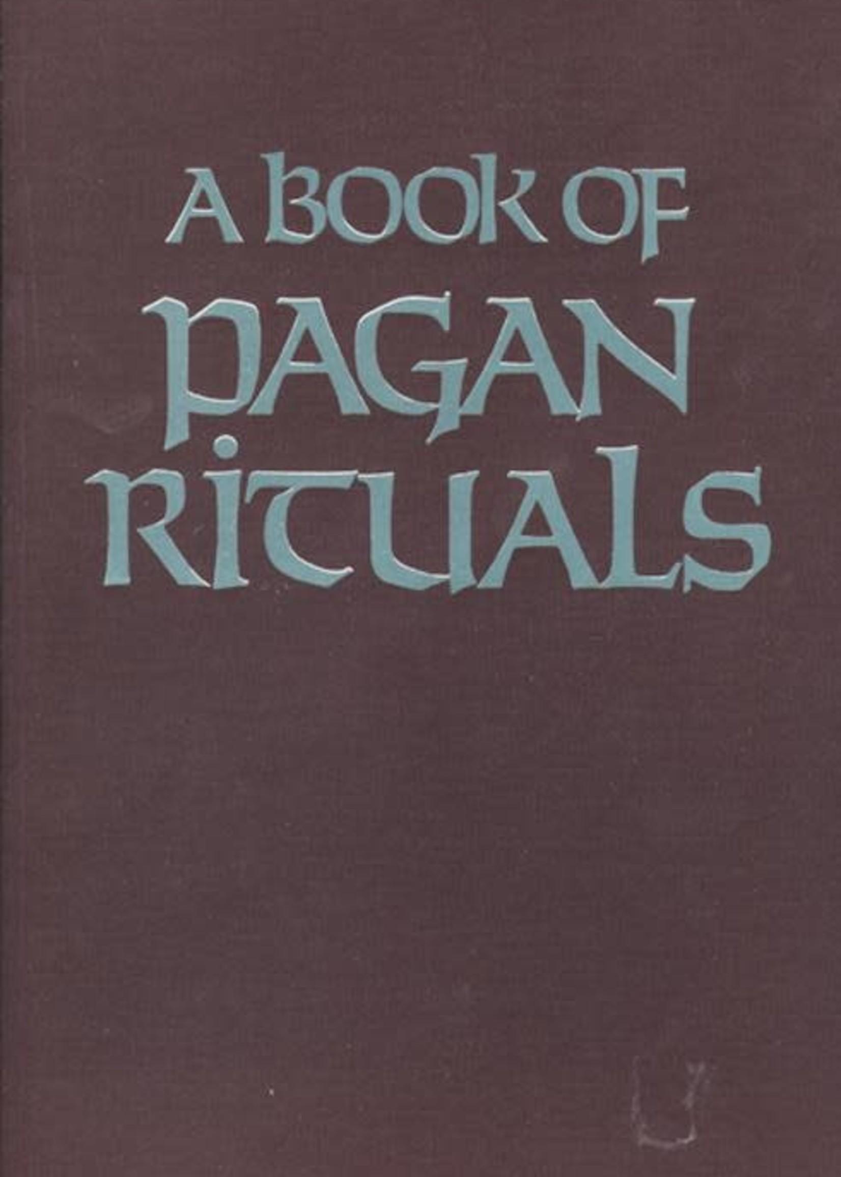 A Book of Pagan Rituals (Herman Slater)