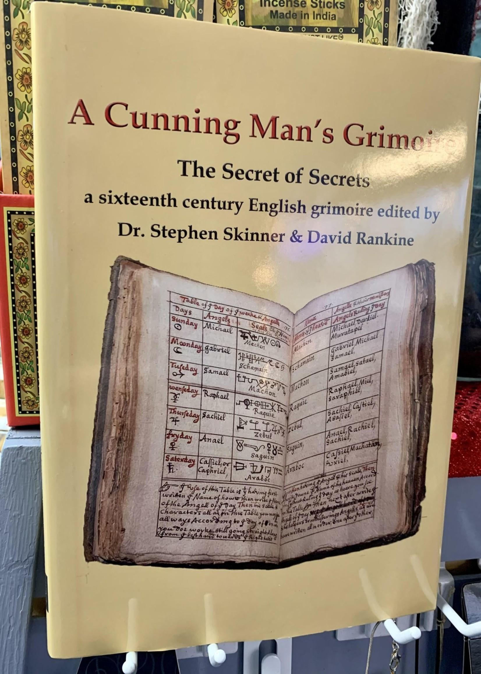 A Cunning Man's Grimoire