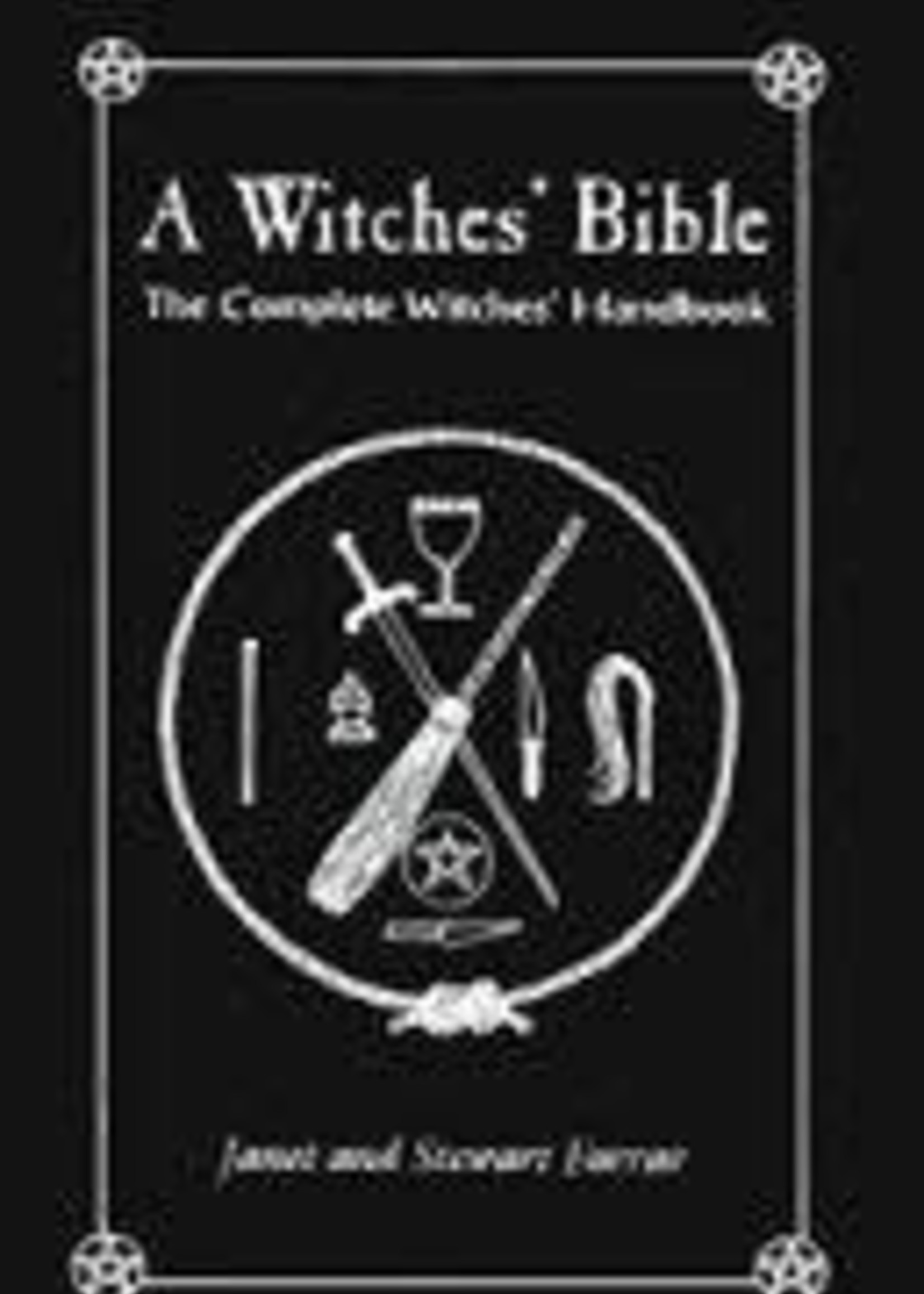 A Witches Bible (Janet & Stewart Farrar)