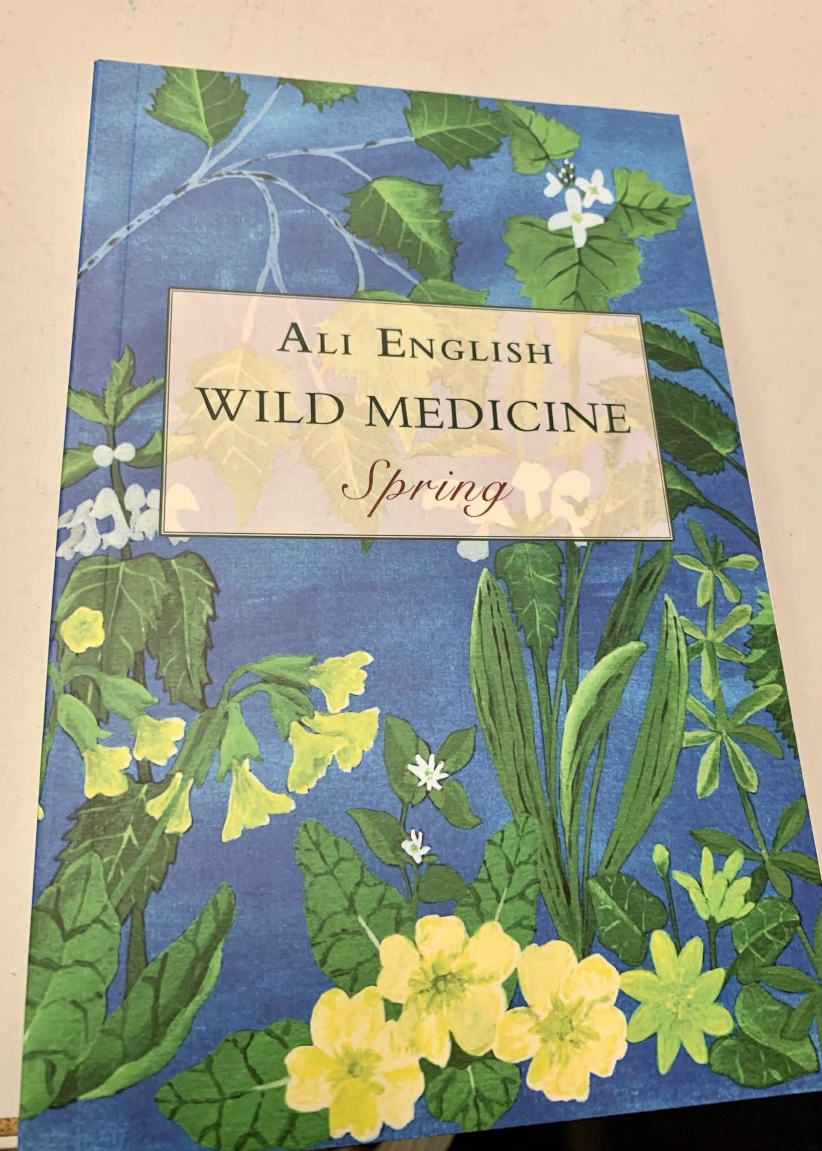 Ali English - Wild Medicine - SPRING