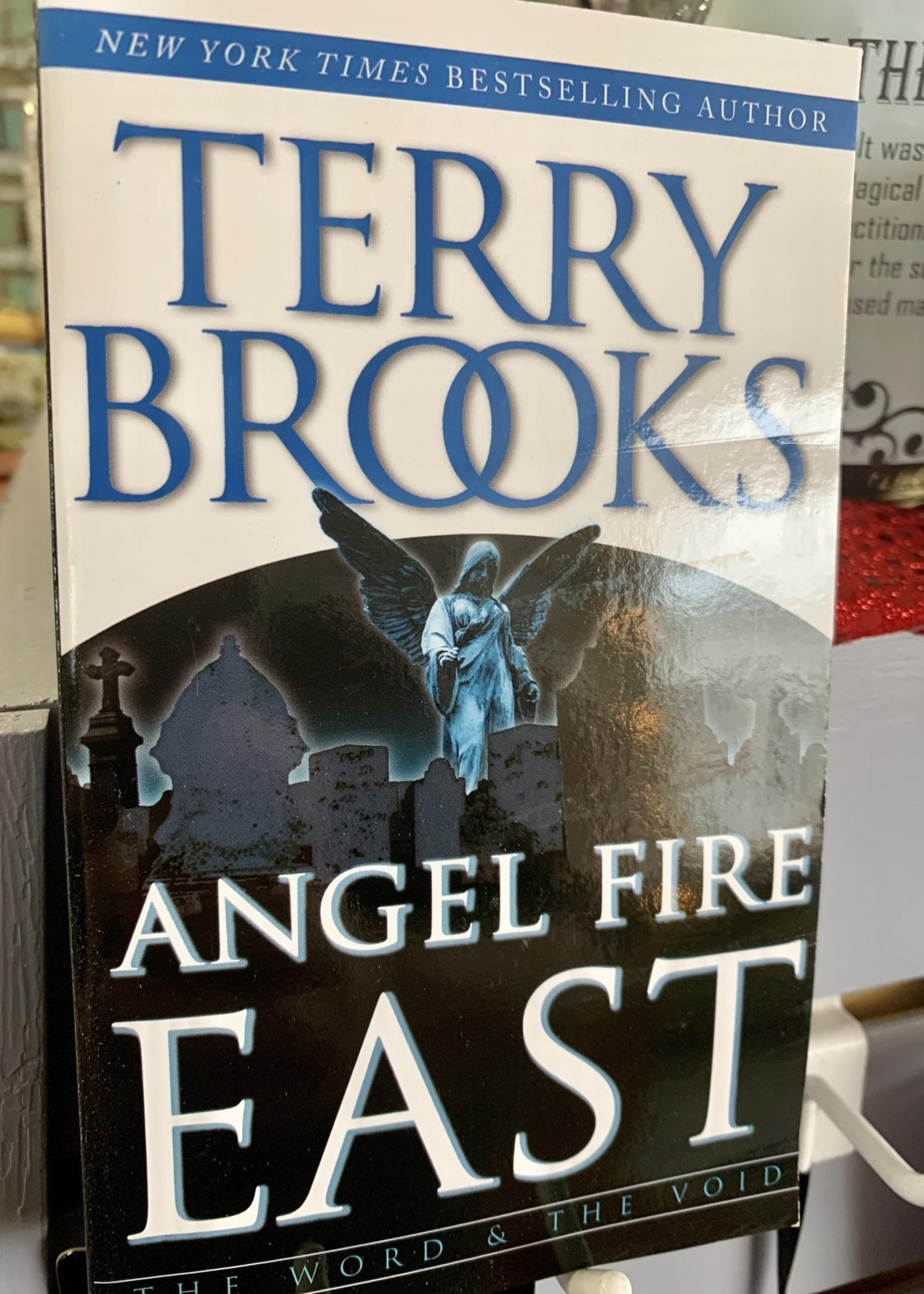 Angel Fire East - By TERRY BROOKS