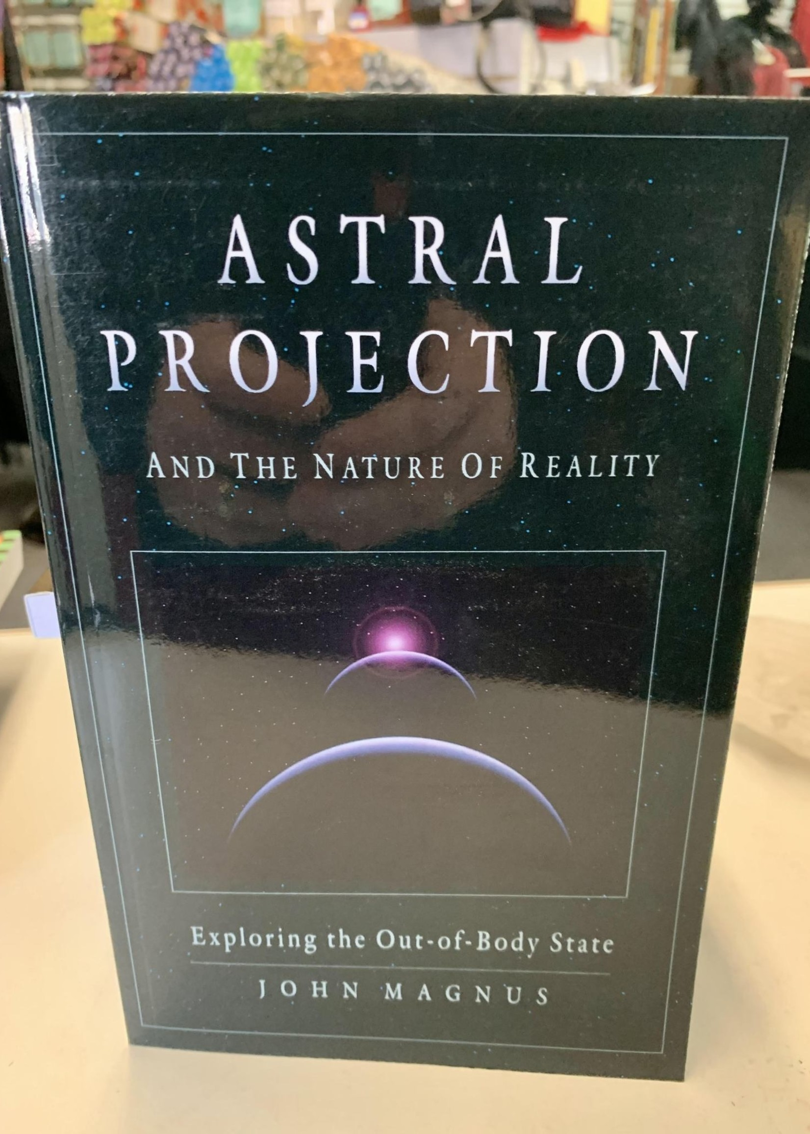 Astral Projection - And the nature of reality - John Magnus Rich text editor