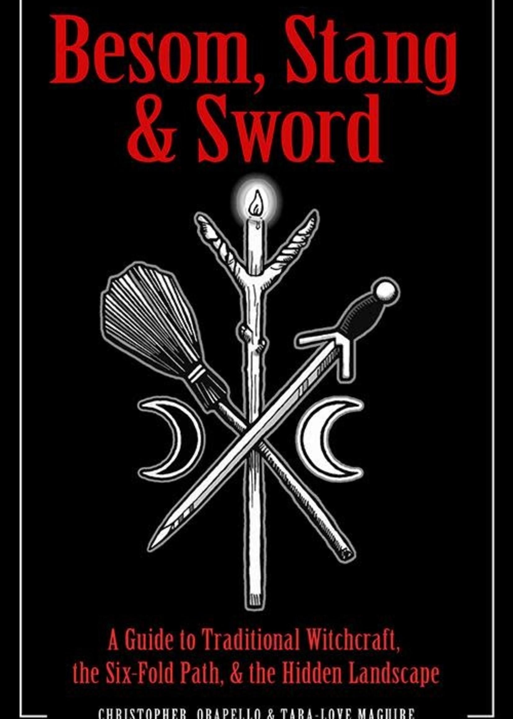 Besom, Stang & Sword (Orapello/MacGuire)