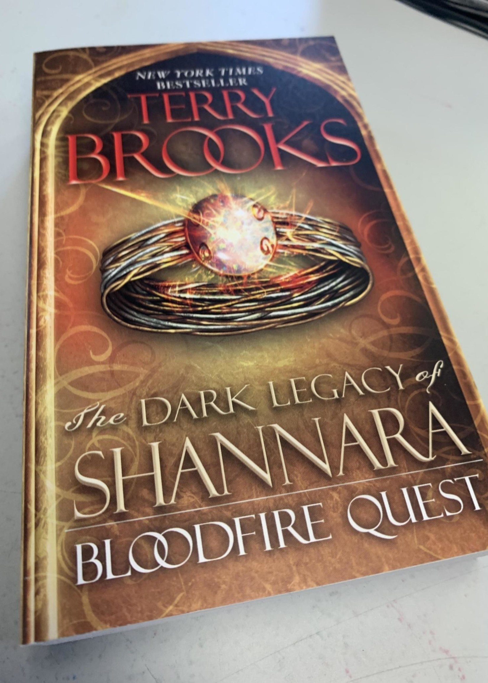 Bloodfire Quest - Terry Brooks