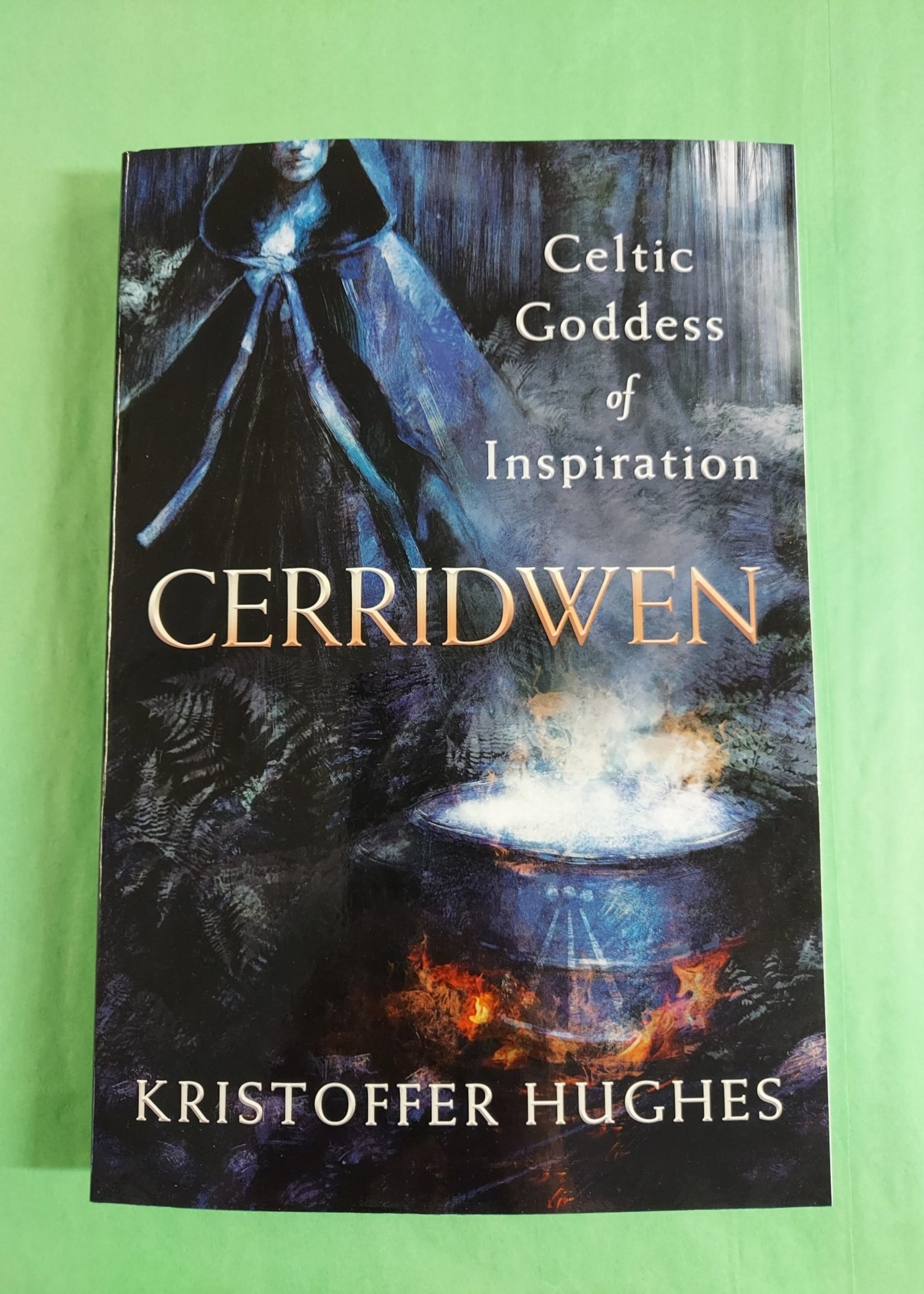 Cerridwen - BY KRISTOFFER HUGHES