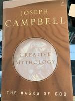 Creative Mythology THE MASKS OF GOD, VOLUME IV -  By JOSEPH CAMPBELL