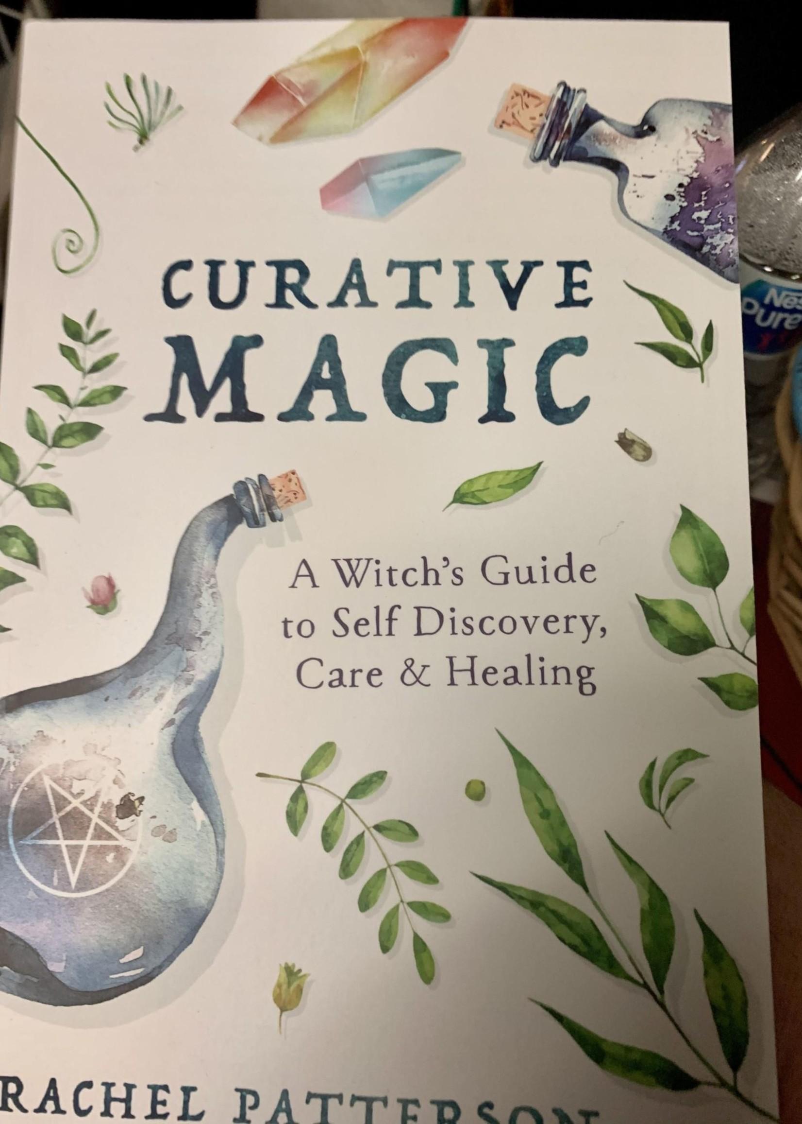 Curative Magic - BY RACHEL PATTERSON