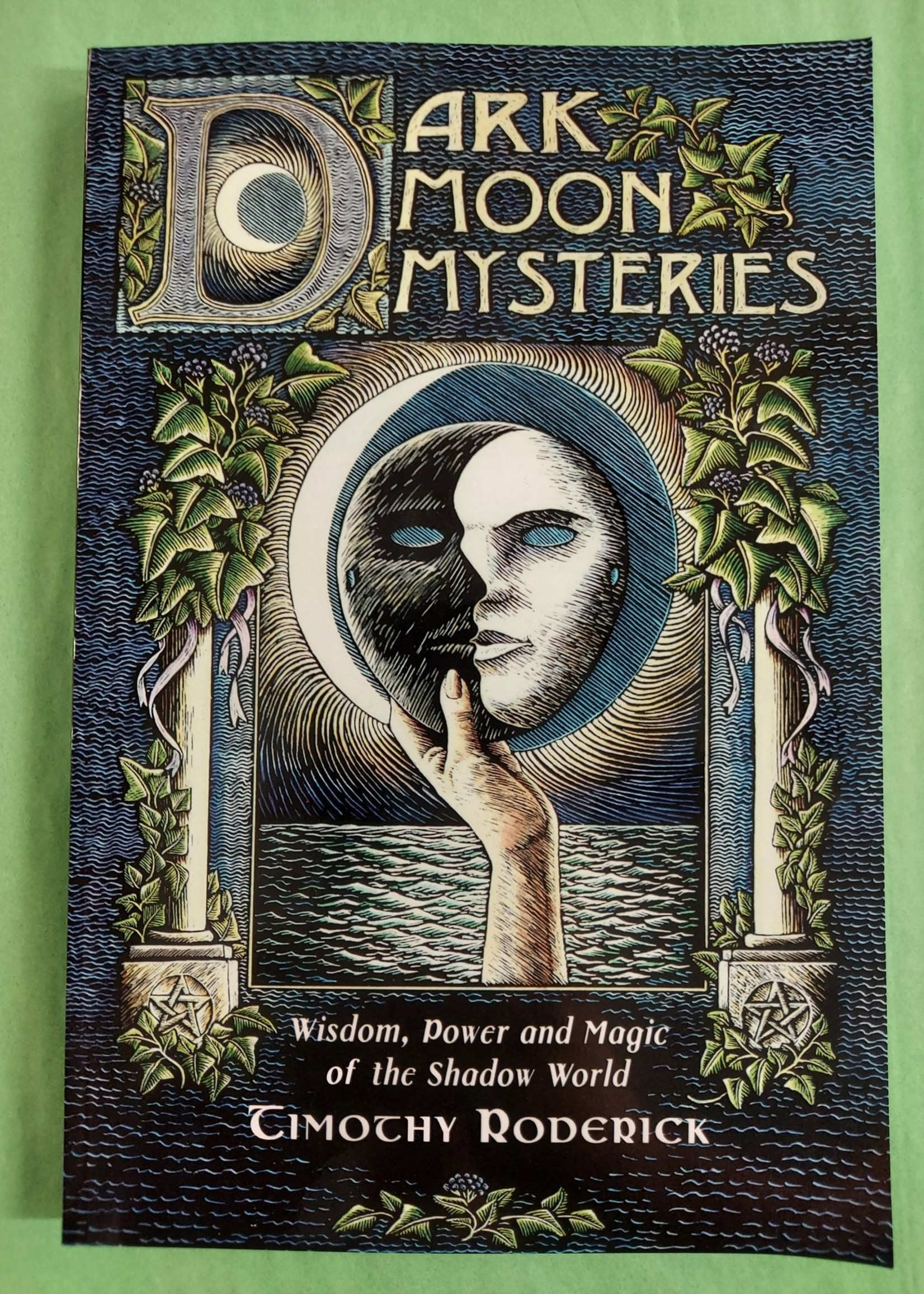 Dark Moon Mysteries - BY TIMOTHY RODERICK