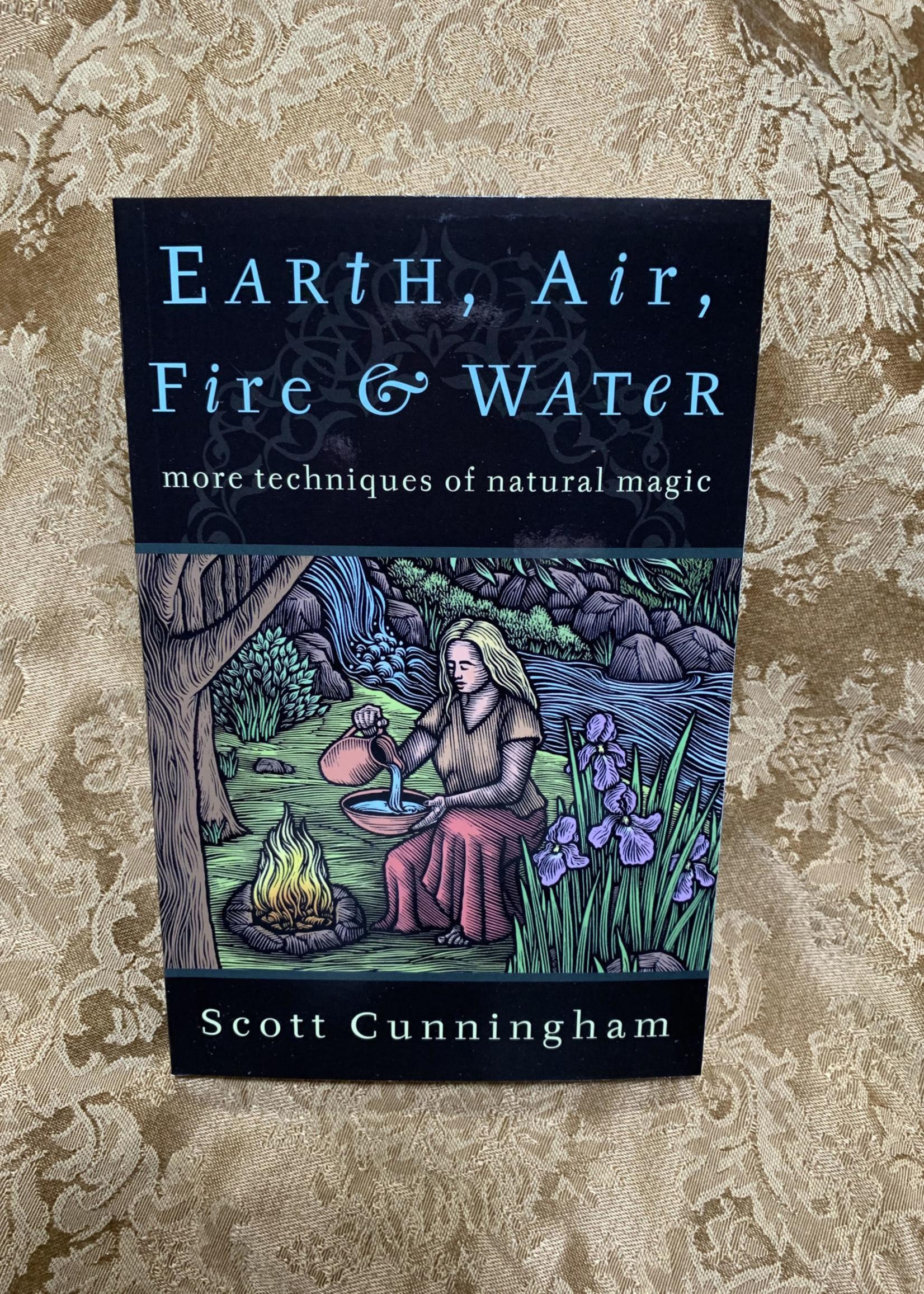 Earth, Air, Fire & Water - Scott Cunningham