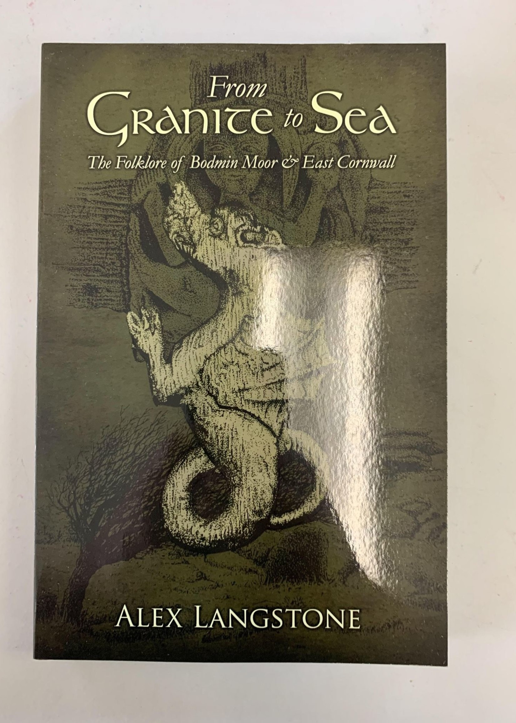 From Granite to Sea - BY ALEX LANGSTONE