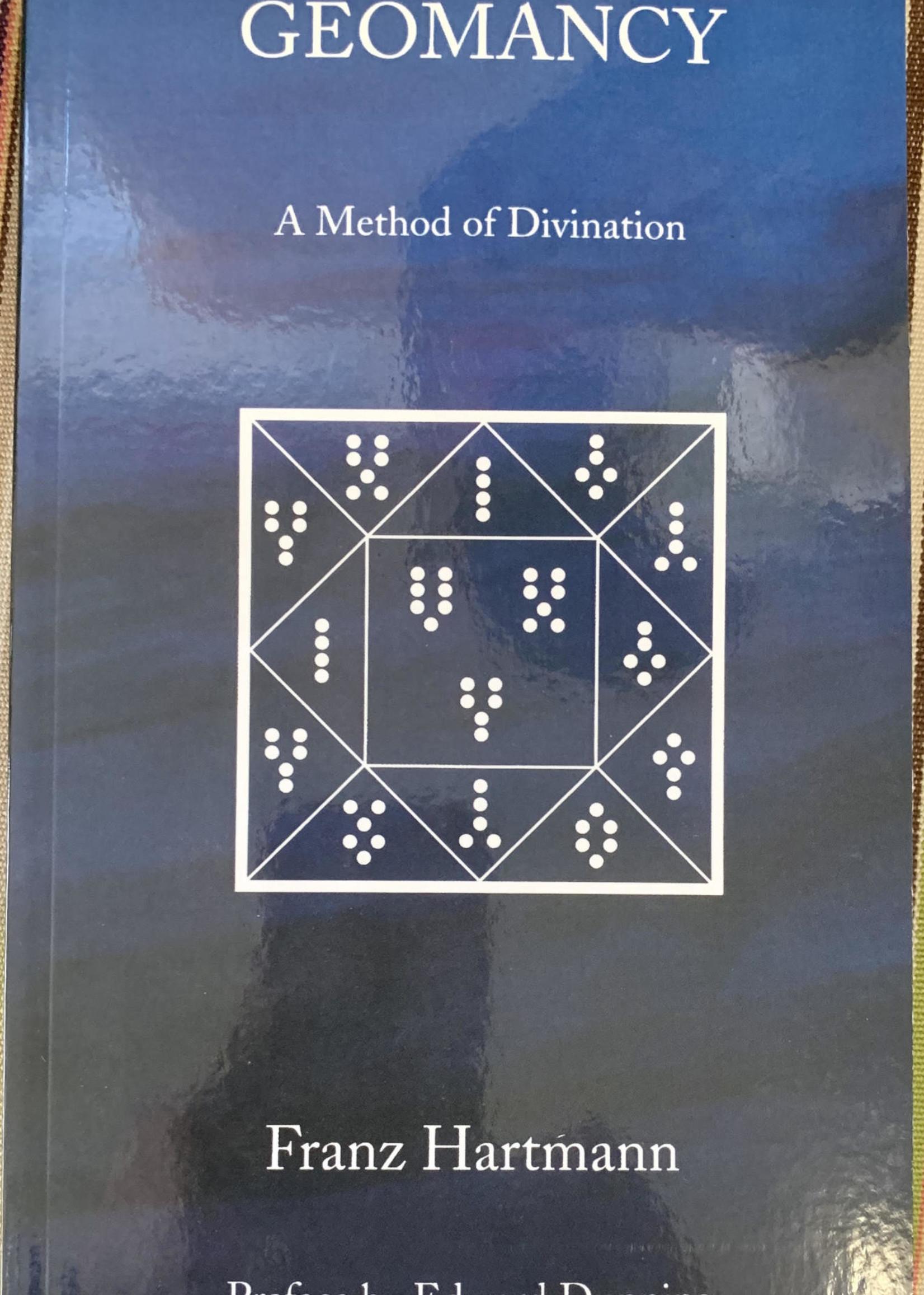 Geomancy A Method for Divination - Franz Hartmann