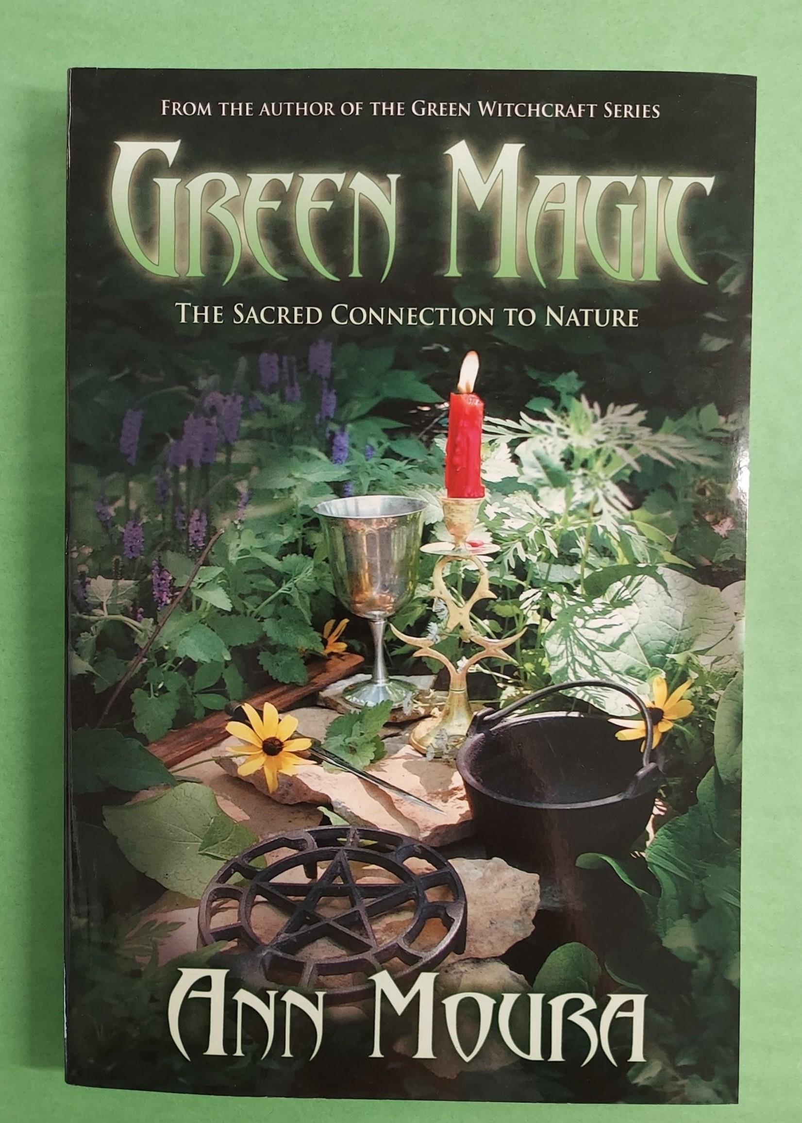 Green Magic-BY ANN MOURA