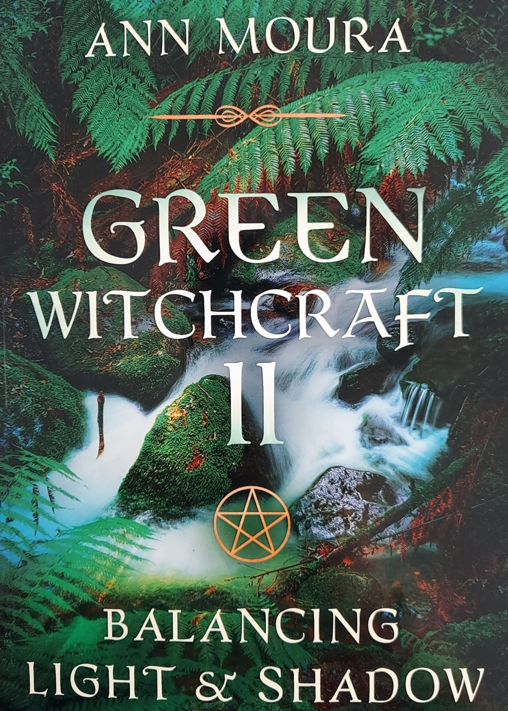 Green Witchcraft II - BY ANN MOURA